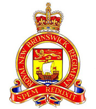 The Royal New Brunswick Regiment (Carleton & York) Badge