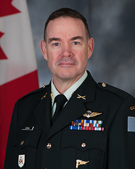 Chief Warrant Officer René Kiens
